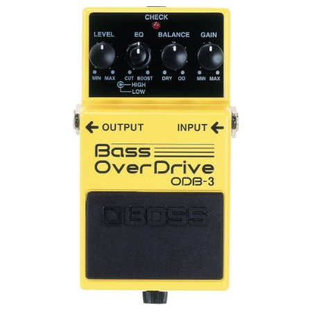 Pedal Boss Bass Overdrive ODB-3