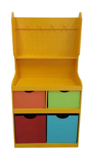 Organizador De Brinquedos Bancada De Ferramentas