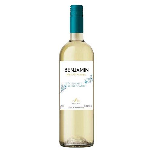 Vinho Argentino Branco Suave Benjamin Nieto Senetiner 750Ml
