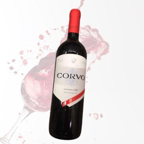 Vinho Tinto Corvo Demi-Sec 750Ml