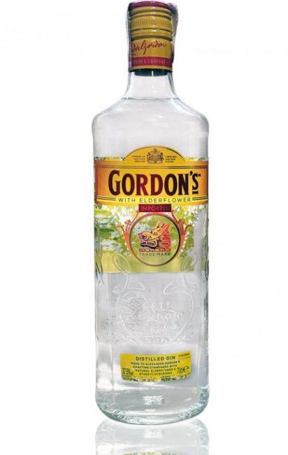 Gin Gordons Elderflower 700Ml