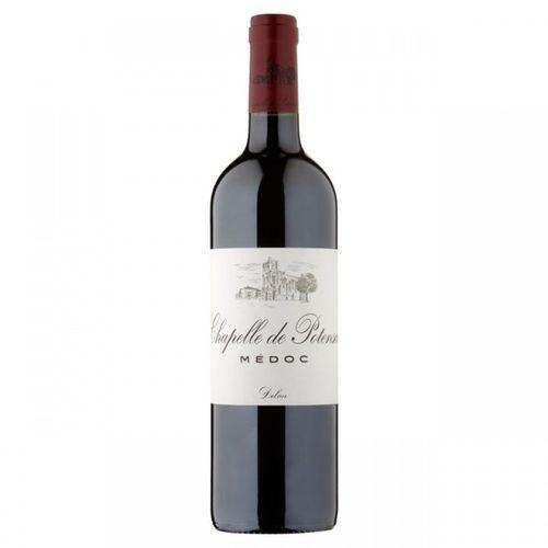Vinho Frances Chapelle de Potensac Médoc 750Ml