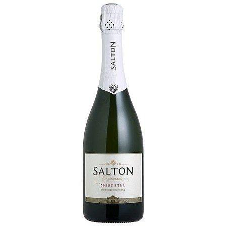 Vinho Moscatel Espumante Branco Salton 750Ml