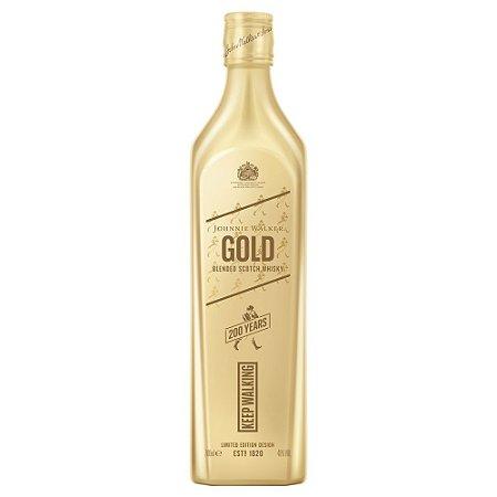 Whisky Johnnie Walker Gold Label Reserve 750ML - Edição 200 Anos