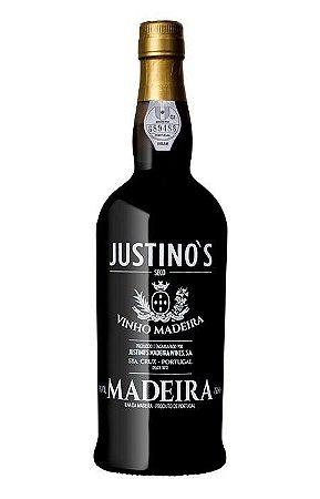 Vinho Madeira Justino's Doce 3 Anos 750Ml