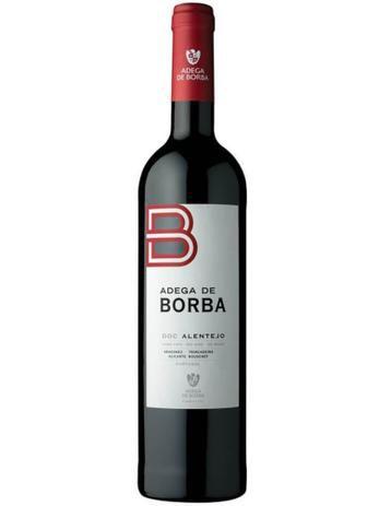 Vinho Tinto Português Adega de Borba DOC 750Ml
