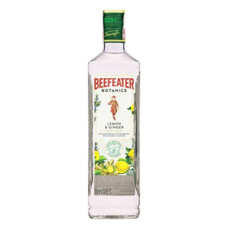 Gin Beefeater Botanics Lemon & Ginger 750ml