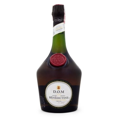 Licor Dom Benedictine 750ml
