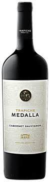 Vinho Trapiche Medalla Cabernet Sauvignon 750ml