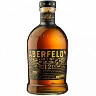 Whisky Aberfeldy  Single Malt 12 Anos 750Ml