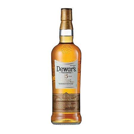 Whisky Dewar's 15 anos The Monarch 750ml - Lata