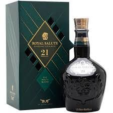 Whisky  Royal Salute - The Malts Blend - 21 Anos - 700ml
