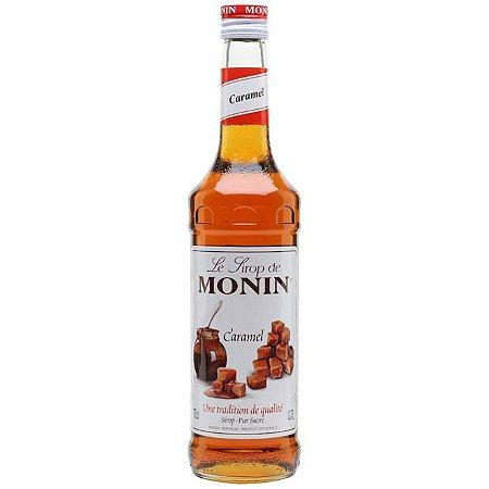 Xarope Monin Caramelo 700ml
