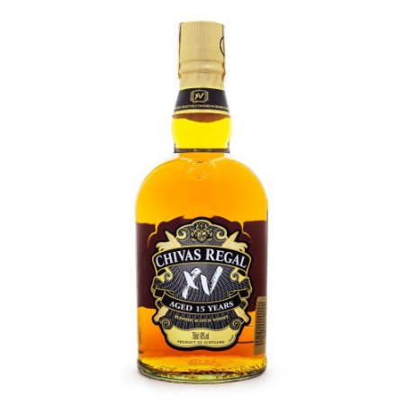 Whisky Chivas Regal 15 Anos 750 ml