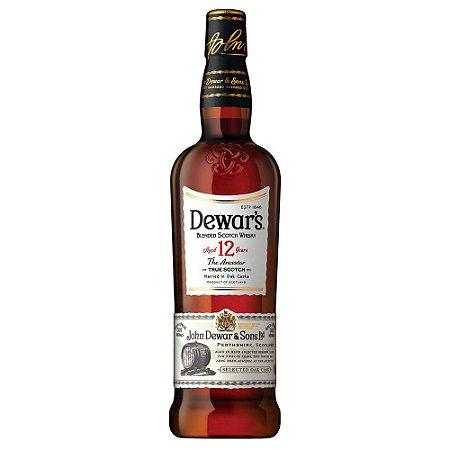"Whisky Dewars ""The Ancestor"" 12 anos 750ml"