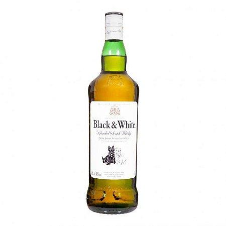 Whisky Black & White 1 L
