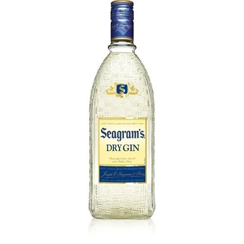 Gin Seagram's Dry 750ml