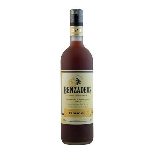 Bebida Mista Benzadeus Weber Haus 750ml - Tropical