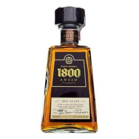 Tequila Reserva 1800 Añejo - 100% Agave Azul - 750Ml