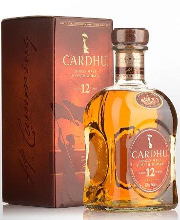 Whisky Cardhu 12 anos Single Malt 1l