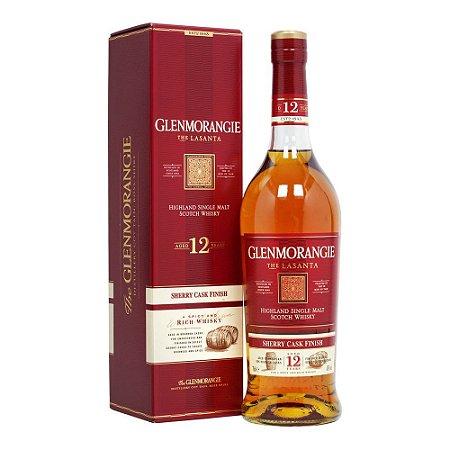Whisky Glenmorangie The Lasanta 750ml - 12 Anos