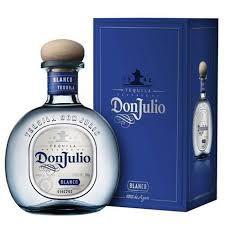 Tequila Don Júlio Blanco - 750ml