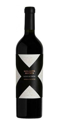 Vinho Argentino Mosquita Muerta Blend de Tintas 750ml