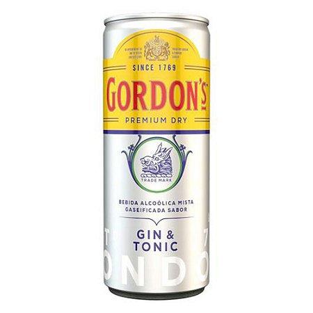 Pack Gordons Gin & Tonic 269Ml - Com 6 Unidades