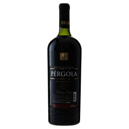 Vinho Tinto Pérgola Suave - 1L