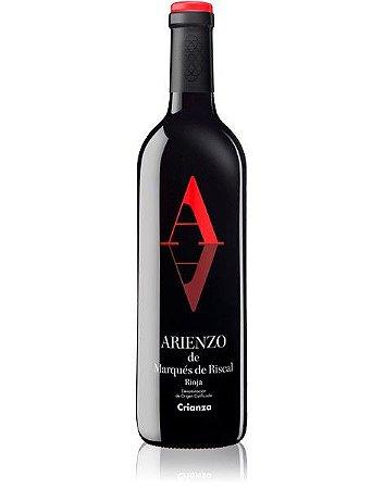 Vinho Tinto Arienzo de Marqués de Riscal Crianza 750Ml