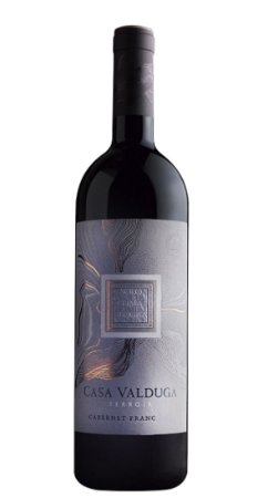 Vinho Casa Valduga Terroir Cabernet Franc 750Ml