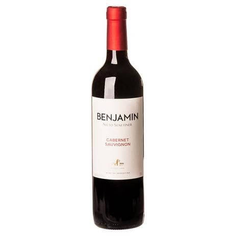 Vinho Tinto Seco Benjamin Nieto Senetiner Cabernet Sauvignon 750Ml