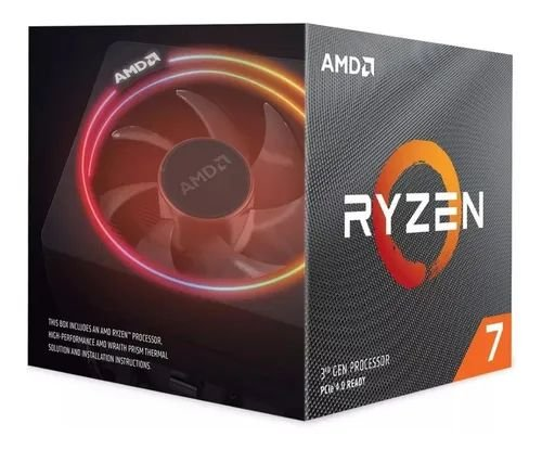 PROCESSADOR AMD RYZEN 7 3800X