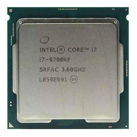 PROC. INTEL 1151 I7 9700KF 3,6GHZ
