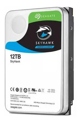 HD SATA 12TB SEAGATE SKYHAWK SURVEILLANCE