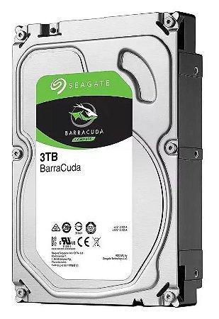 HD SATA 3TB SEAGATE HDD 7200RPM