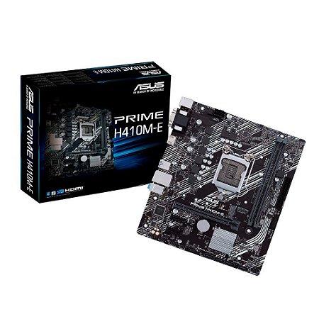 MB DDR4 ASUS 1200 H410M-E PRIME