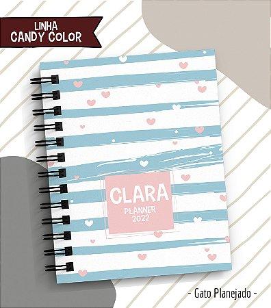 Planner Candy Color - Tradicional