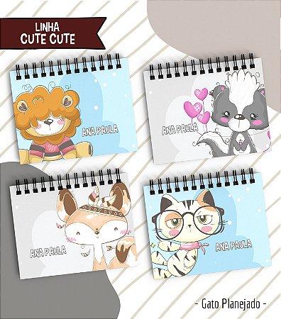 Planner Cute Cute - Bolsa
