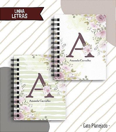 Planner Letras - Bolsa