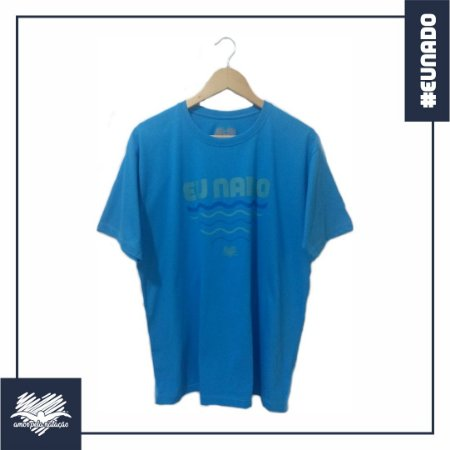 Camiseta - Ondas