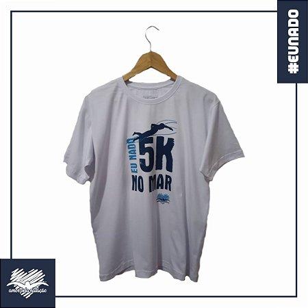 Camiseta - Eu Nado 5K No Mar