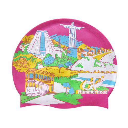 Touca de Silicone Rio - HammerHead
