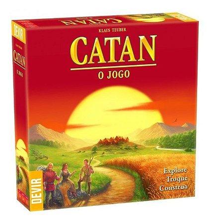 Catan: O jogo