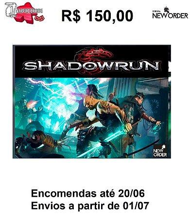 Livro Básico – Shadowrun Pré encomenda