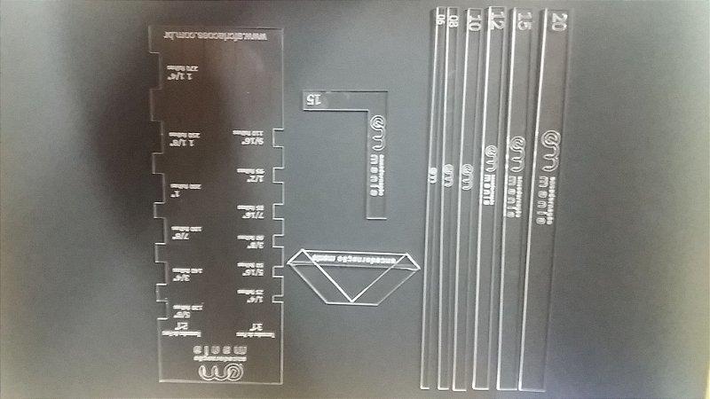 717d81048 kit gabarito para encadernação - Studio F Criações Produtos ...