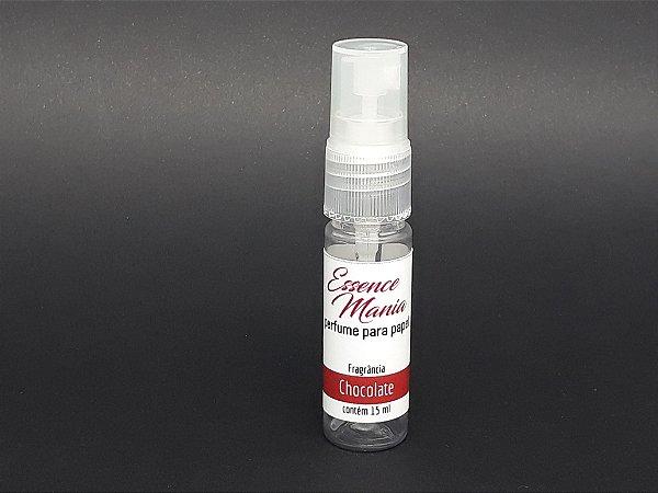 Perfume para papel - Fragrancia Chocolate - 15ml - Essence Mania