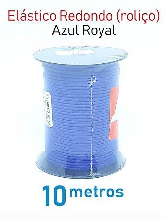 Elástico REDONDO AZUL ROYAL (medida 10 metros)