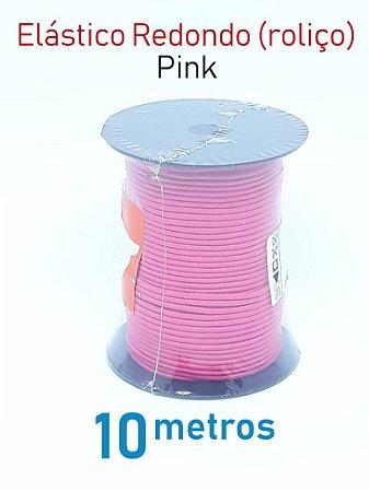 Elástico REDONDO PINK (medida 10 metros)