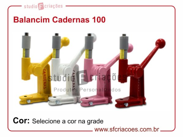 Balancim Cadernas 100